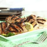 Country Style Ranch Grilled Chicken