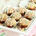 Funfetti Coffee Cake Muffins