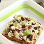 Chicken Salad with Dried Cherries and Sunflower Seeds