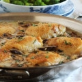 Chicken with Mushrooms and Tarragon 7