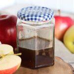 Apple Cider Simple Syrup