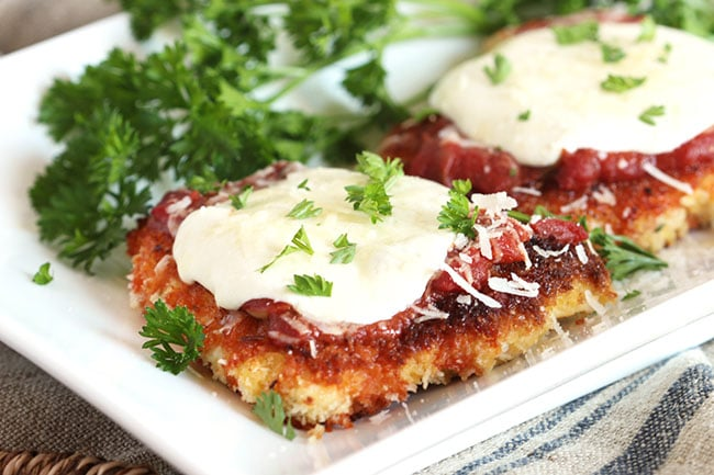 The Very Best Chicken Parmesan   The Suburban Soapbox