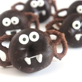 Chocolate Donut Bats // Video