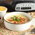 Slow Cooker Loaded Baked Potato Soup | The Suburban Soapbox