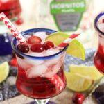 Sparkling Cranberry Paloma