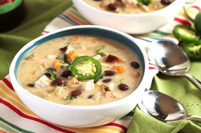 Easy Turkey Tortilla Soup - The Suburban Soapbox
