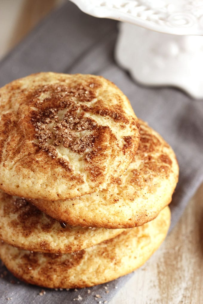 The Very Best Snickerdoodle Cookies | The Suburban Soapbox