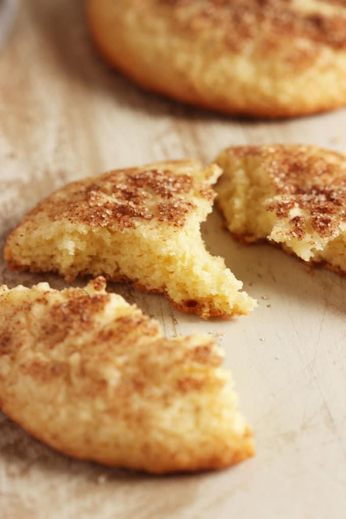 The Very Best Snickerdoodle Cookies   The Suburban Soapbox