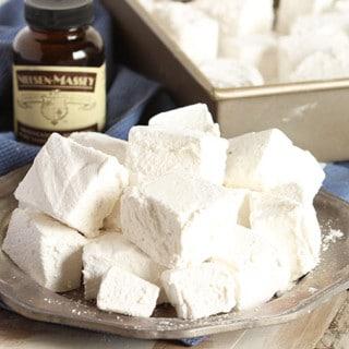 Easy Vanilla Bean Marshmallows