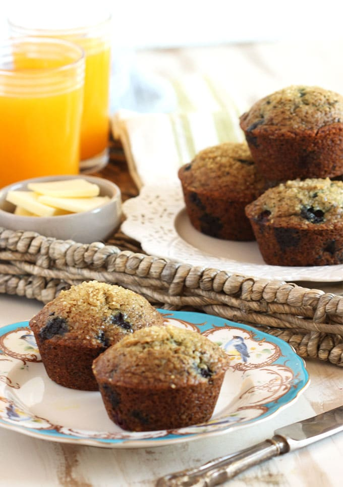 Very Berry Muffins Recipes — Dishmaps