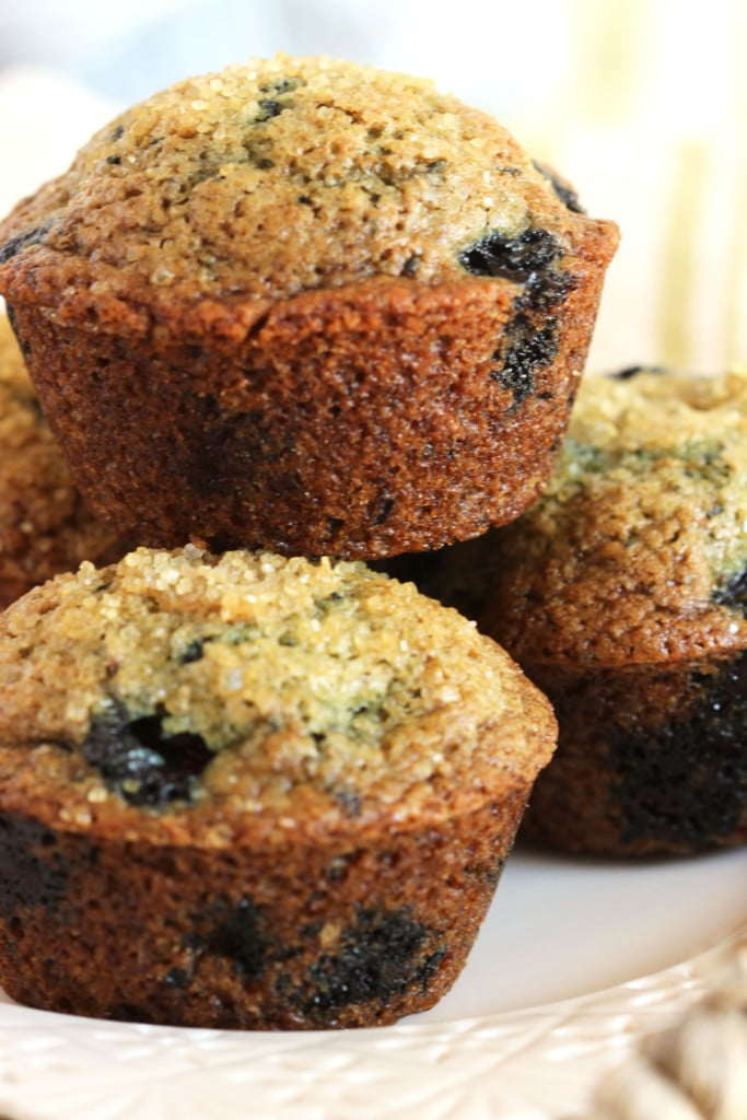 The Very Best Blueberry Muffins | TheSuburbanSoapbox.com