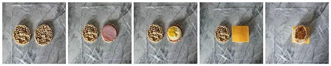 Make Ahead Freezer Breakfast Sandwiches | TheSuburbanSoapbox.com