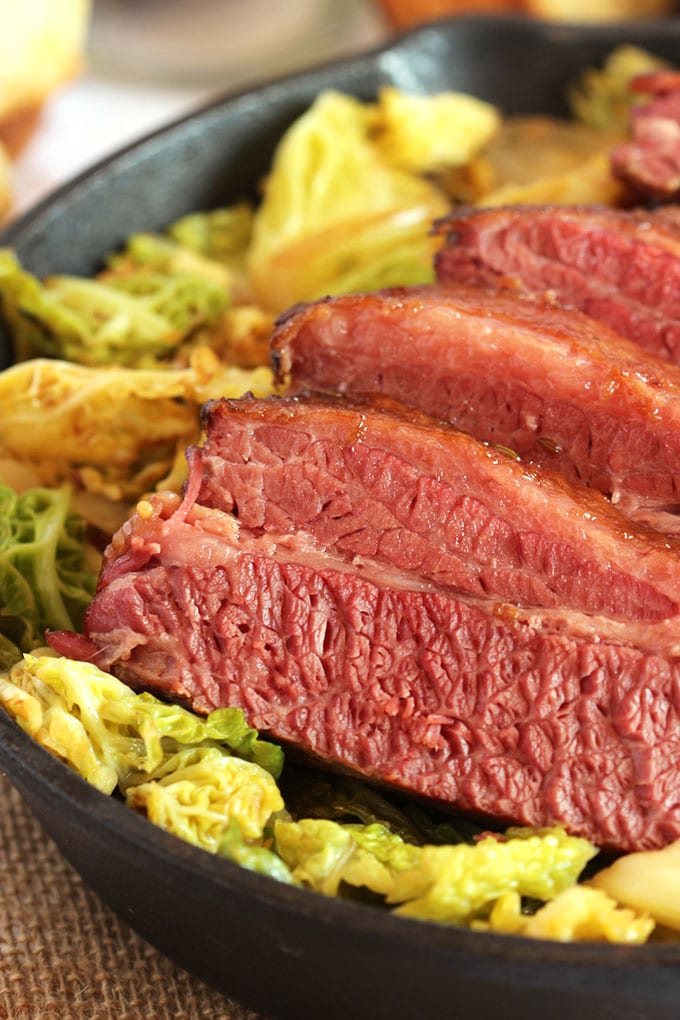 The Very Best Corned Beef and Cabbage | TheSuburbanSoapbox.com