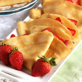 The Very Best Basic Crepe Recipe