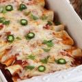 Chicken Enchilada 9