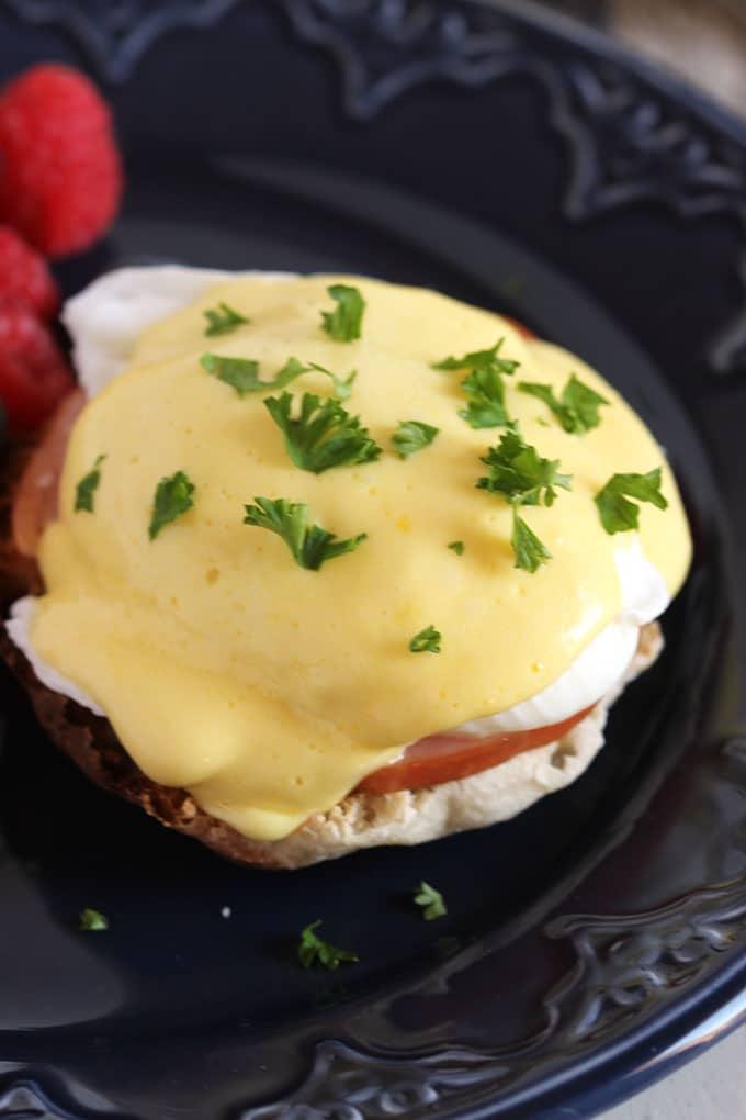Classic Eggs Benedict | TheSuburbanSoapbox.com