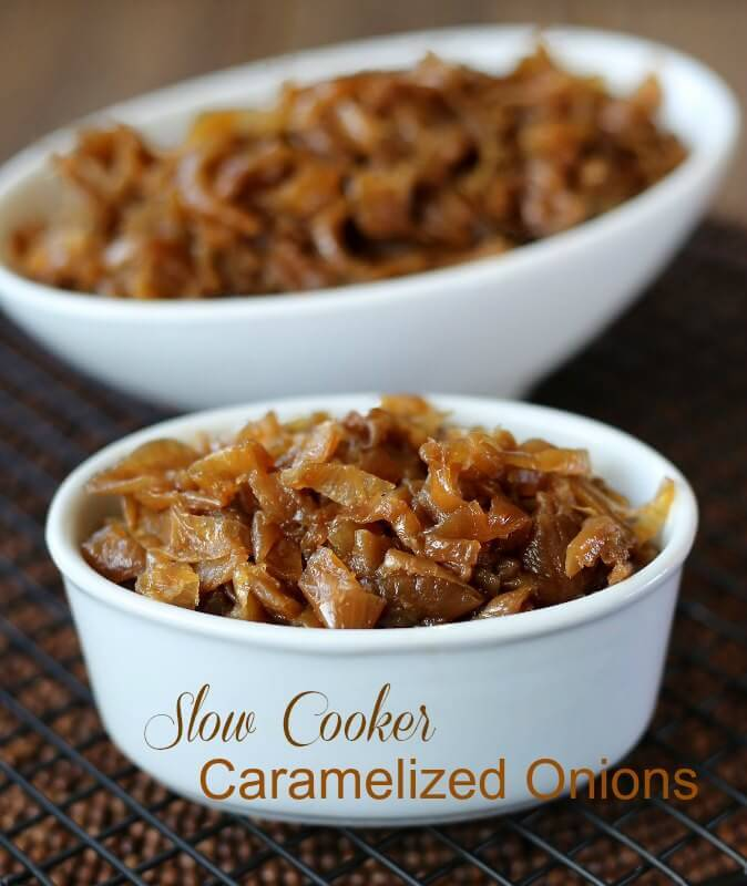Slow-Cooker-Caramelized-Onions-Vegan In the Freezer
