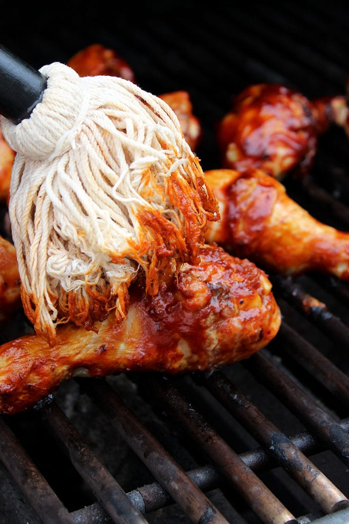 Spicy Barbecue Sauce   TheSuburbanSoapbox.com