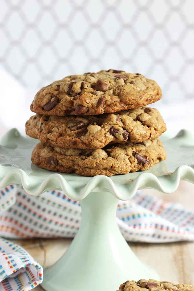 The Very Best Neiman Marcus Chocolate Chip Cookies | TheSuburbanSoapbox.com