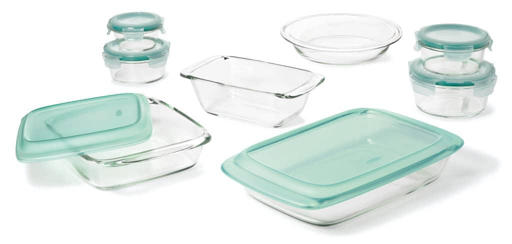 OXO Glass Baking Set