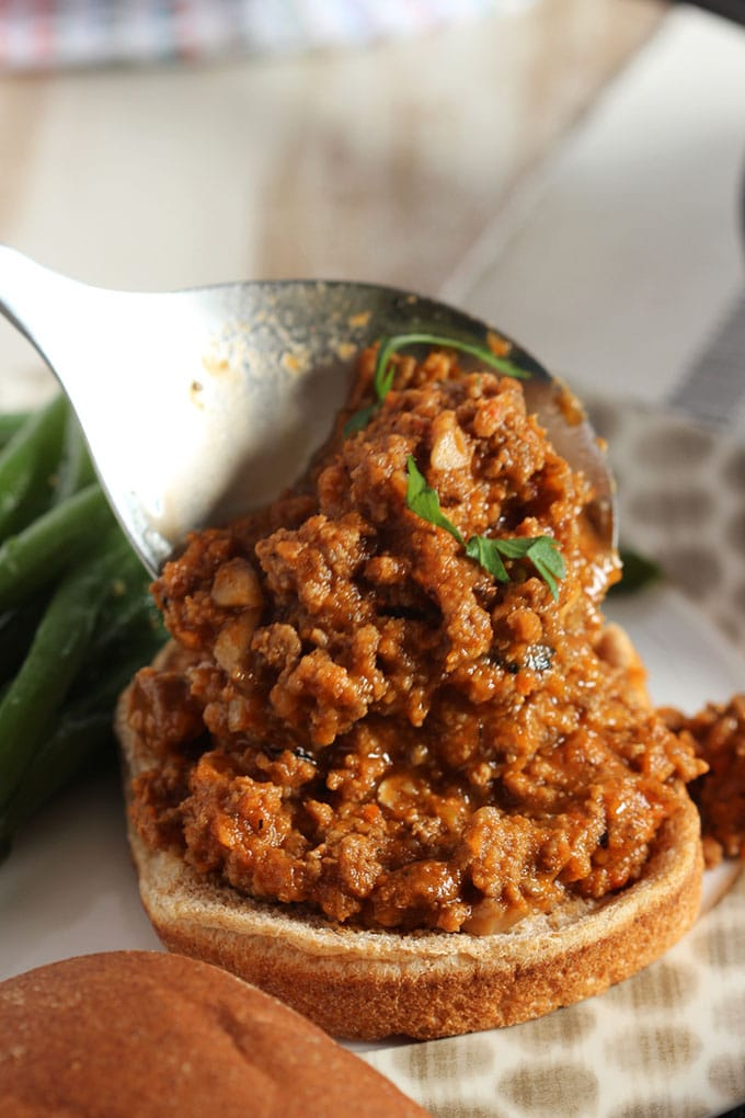 The Very Best Sloppy Joe Recipe | TheSuburbanSoapbox.com