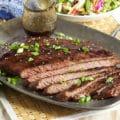 Teriyaki Flank Steak 10