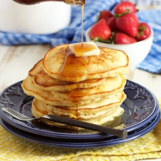 Instant Pancake Mix (and How to Organize Your Pantry)