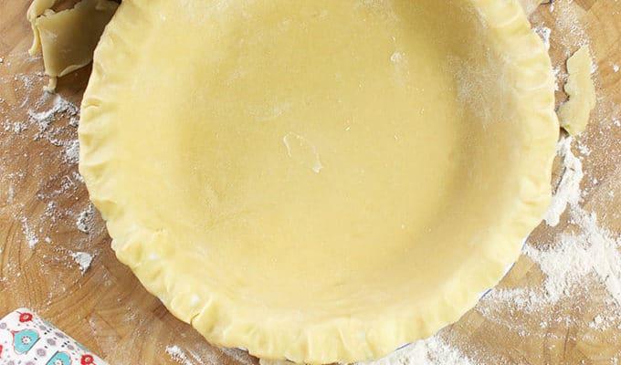 The Very Best Pie Crust Recipe