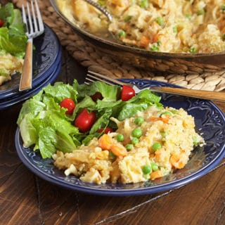 The Very Best Tuna Noodle Casserole