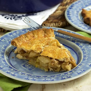The Very Best Apple Pie Recipe