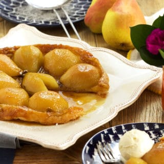 Pear Tarte Tatin // Video