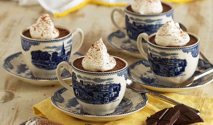 Chocolate Pot de Creme recipe