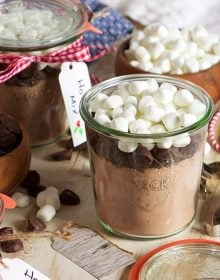 Ready in minutes, this is the Very Best Hot Cocoa Mix recipe. Great for holiday gifts! | TheSuburbanSoapbox.com
