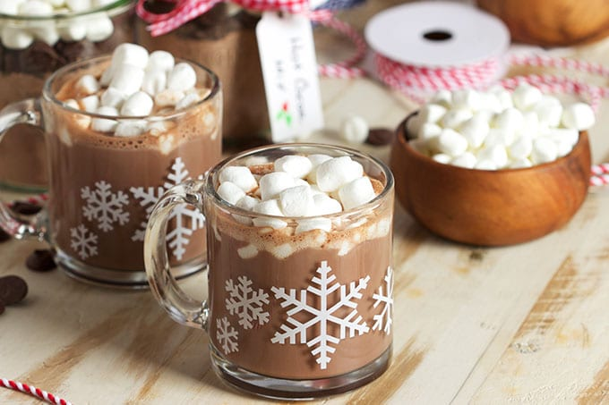 The Very Best Hot Cocoa Mix Recipe
