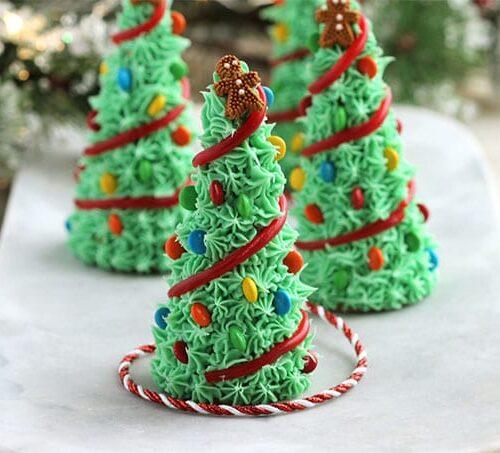sugar cone christmas trees the suburban soapbox