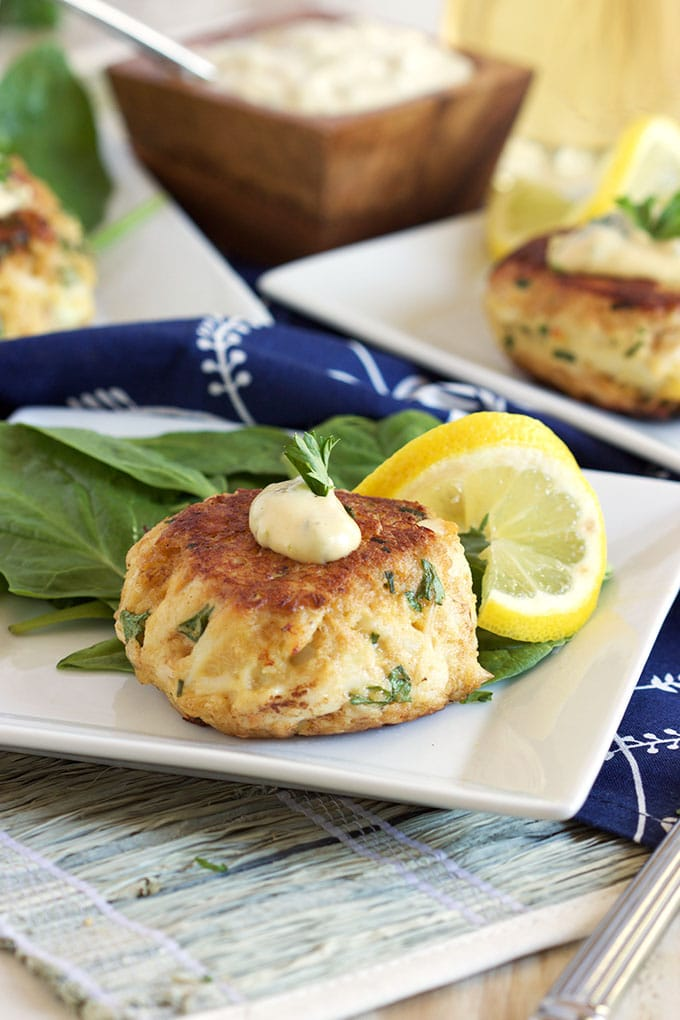 The Very Best Crab Cakes Recipe The Suburban Soapbox