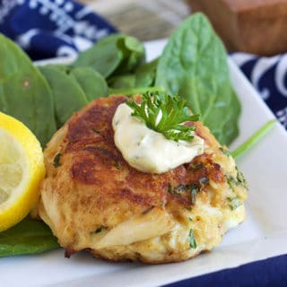The Very Best Crab Cakes Recipe
