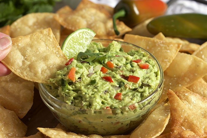 The Very Best Guacamole Recipe