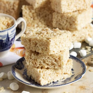 The Very Best Rice Krispie Treats