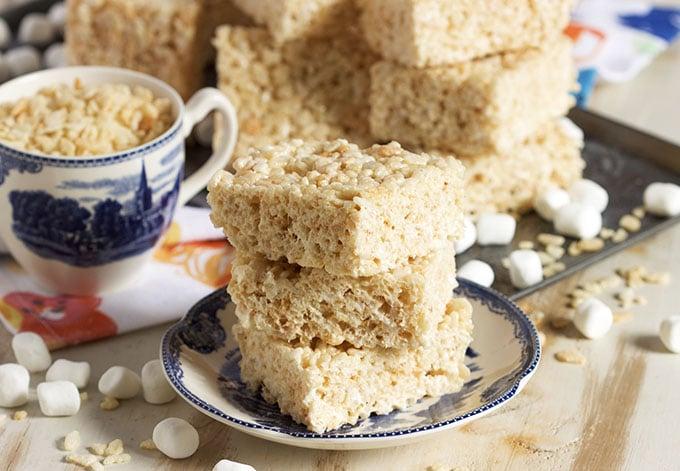 The Very Best Rice Krispie Treats