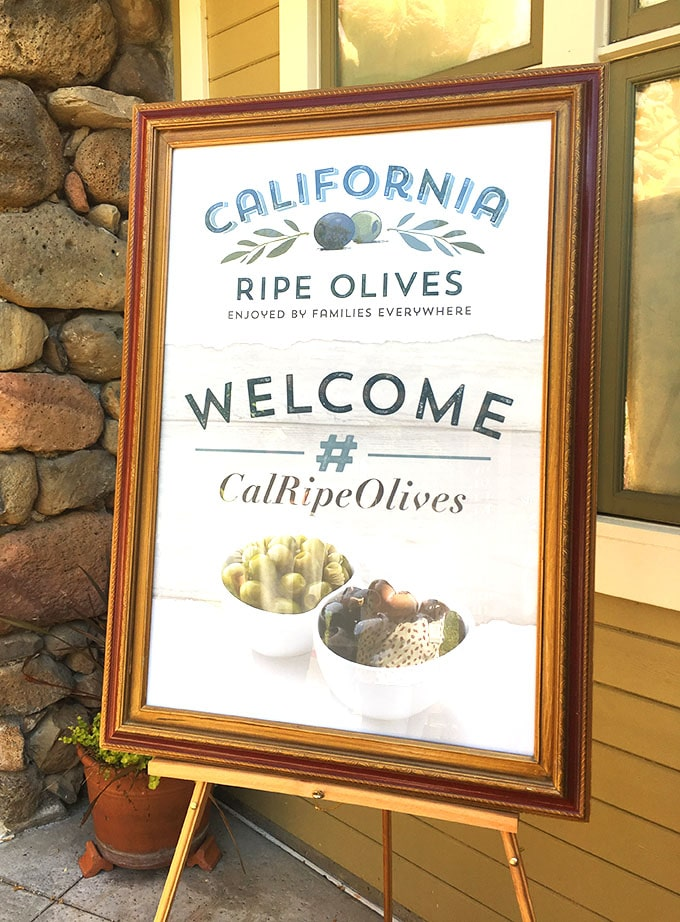 Ready in just 15 minutes, Pan Seared Scallops with Olive Artichoke Relish is perfect for every occasion! | TheSuburbanSoapbox.com #CalRipeOlives