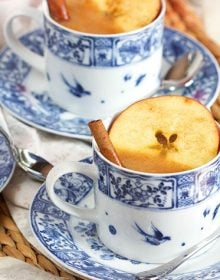 Apple Cider Chai Hot Toddy | TheSuburbanSoapbox.com
