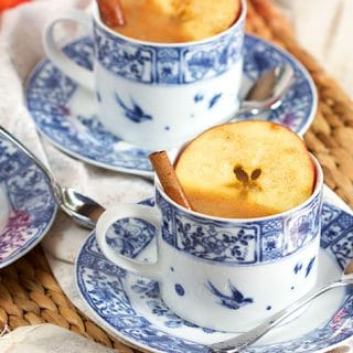 Apple Chai Hot Toddy Recipe