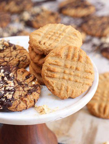The Very Best Peanut Butter Cookies | TheSuburbanSoapbox.com