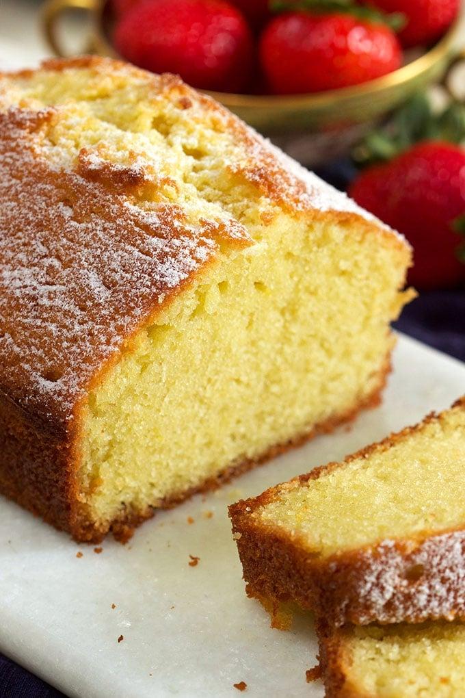 The Very Best Pound Cake Recipe   TheSuburbanSoapbox.com