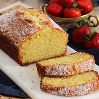The Very Best Pound Cake Recipe