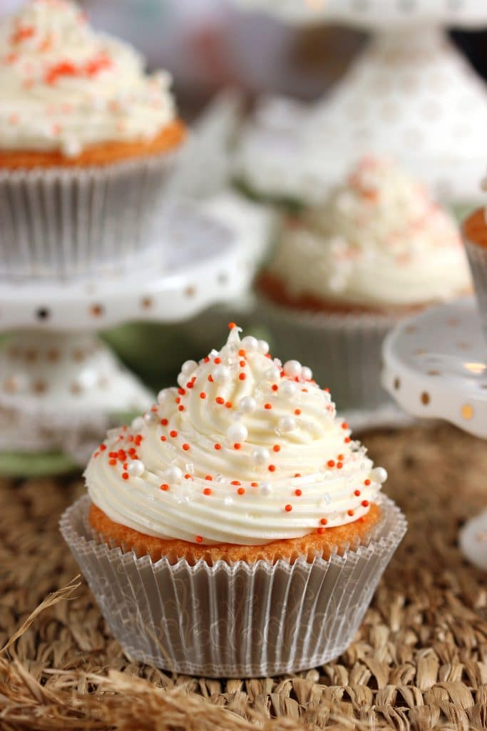 Honeybell Orange Zest Cake Recipe
