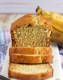 The Very Best Banana Bread Recipe | TheSuburbanSoapbox.com