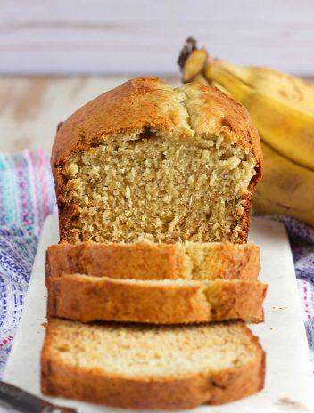 The Very Best Banana Bread Recipe | TheSuburbanSoapbox.com