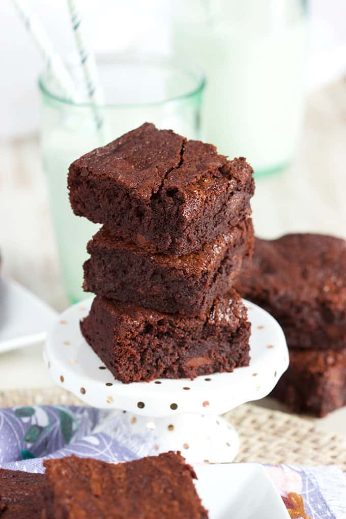 The Very Best Brownies from Scratch The Suburban Soapbox